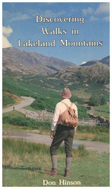 Discovering Walks in Lakeland Mountains als Taschenbuch