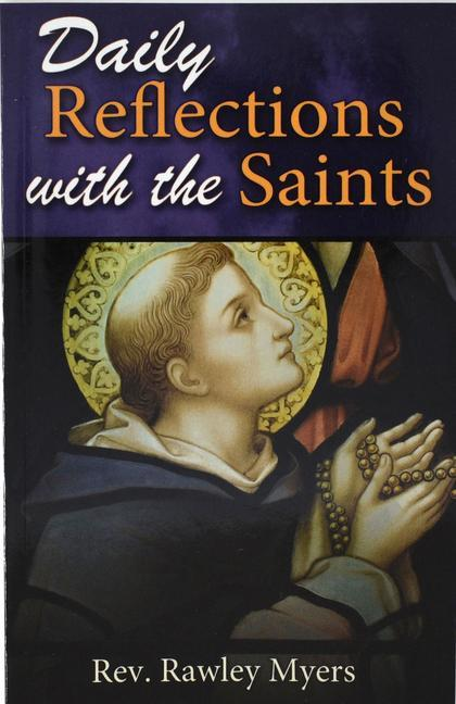 Daily Reflections with the Saints als Taschenbuch