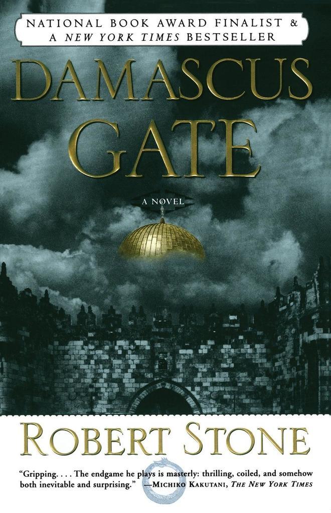 Damascus Gate als Taschenbuch