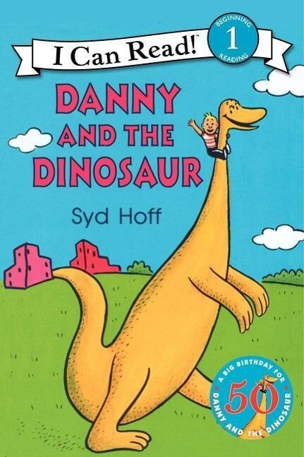 Danny and the Dinosaur als Taschenbuch
