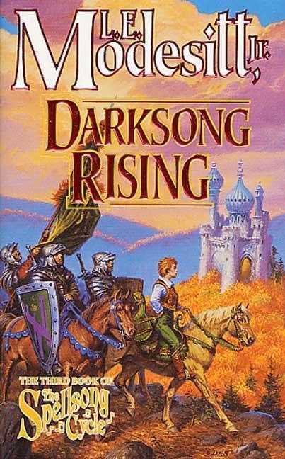 Darksong Rising als Taschenbuch