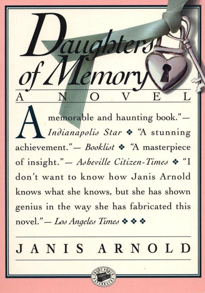 Daughters of Memory als Taschenbuch