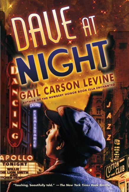 Dave at Night als Taschenbuch