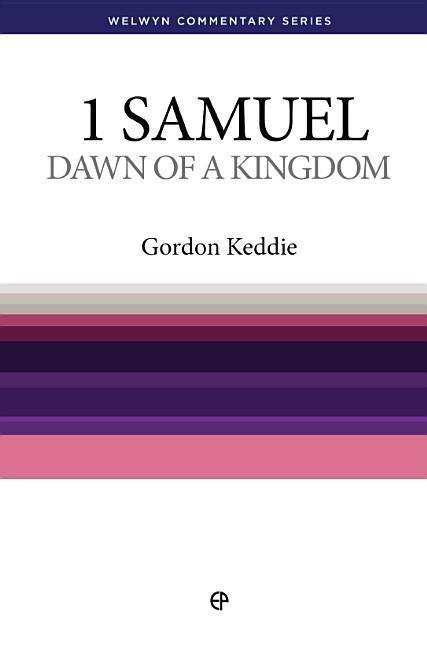 Dawn of a Kingdom (1 Samuel) als Taschenbuch