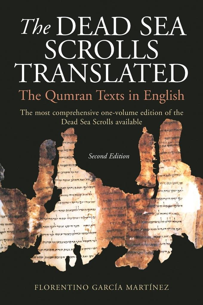 The Dead Sea Scrolls Translated: The Qumran Texts in English als Taschenbuch