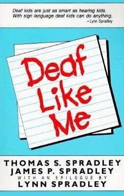 Deaf Like Me als Taschenbuch