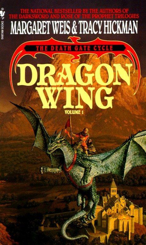 Dragon Wing als Taschenbuch