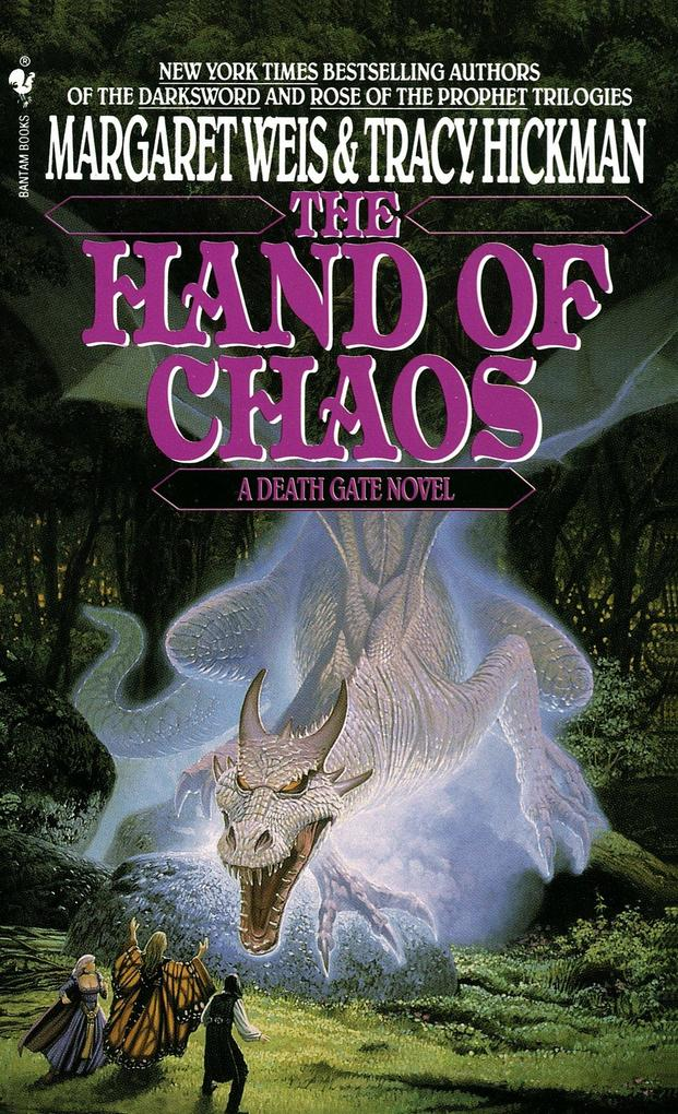 The Hand of Chaos: A Death Gate Novel, Volume 5 als Taschenbuch