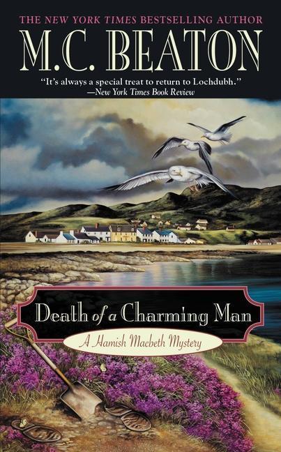 Death of a Charming Man als Taschenbuch