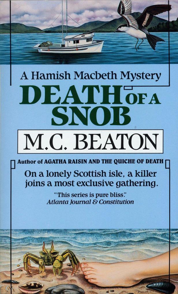 Death of a Snob als Taschenbuch