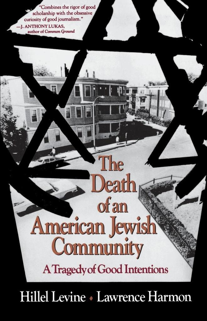 The Death of an American Jewish Community als Taschenbuch