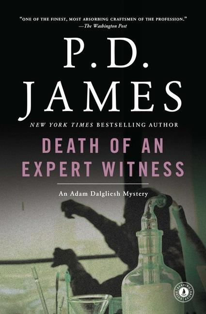 Death of an Expert Witness als Taschenbuch