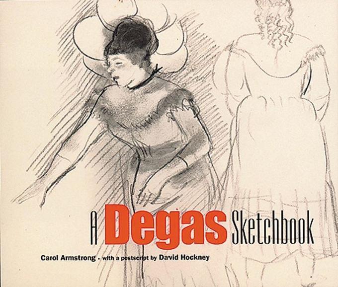 A Degas Sketchbook als Buch