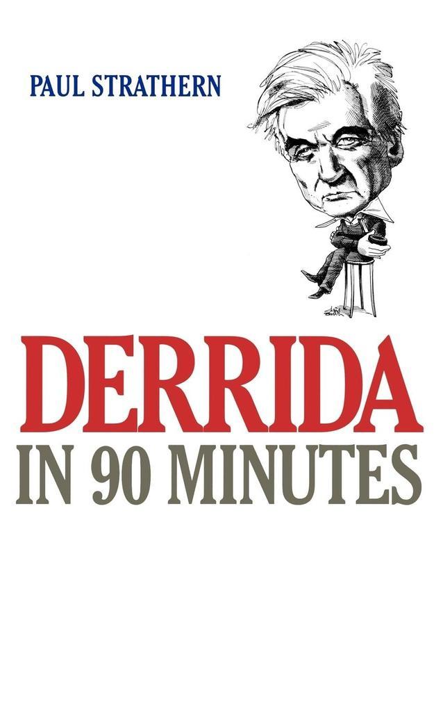 Derrida in 90 Minutes als Taschenbuch