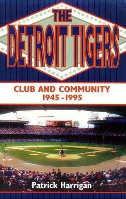 Detroit Tigers als Taschenbuch