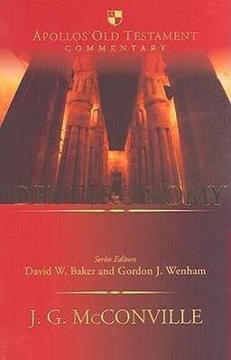 Deuteronomy als Buch