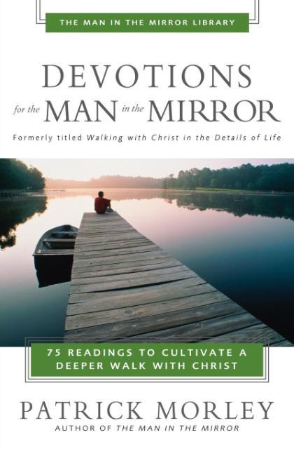 Devotions for the Man in the Mirror als Taschenbuch
