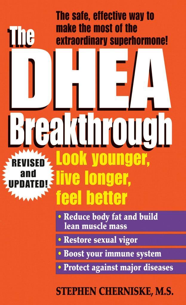 The Dhea Breakthrough als Taschenbuch