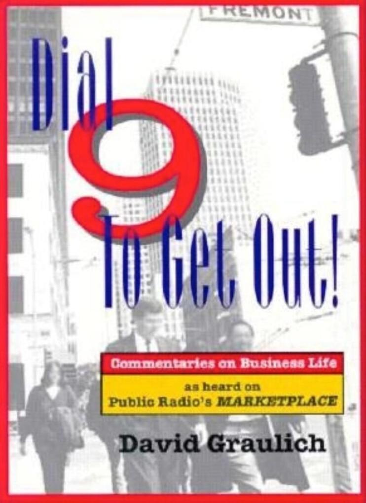 Dial 9 to Get Out! als Taschenbuch