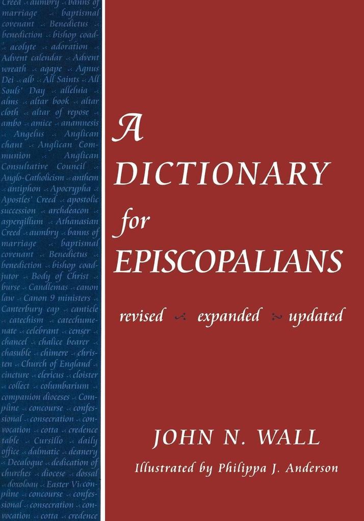 Dictionary for Episcopalians als Taschenbuch