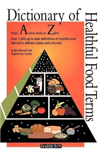 Dictionary of Healthful Food Terms als Taschenbuch