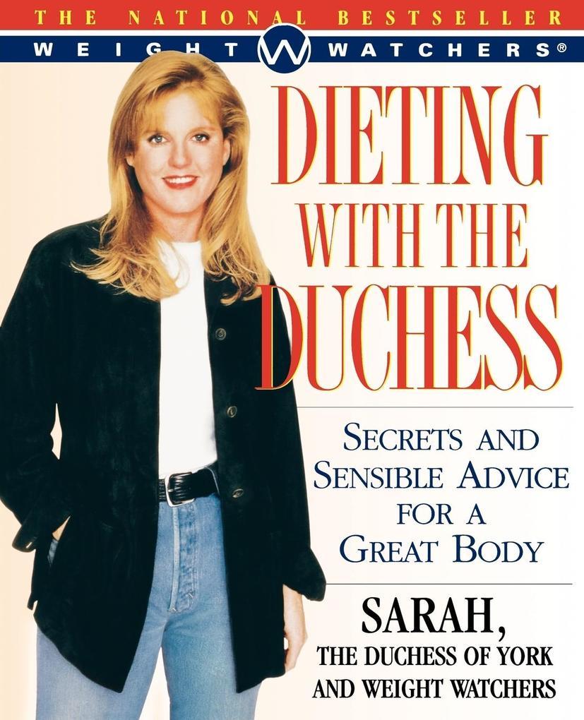 Dieting with the Duchess als Taschenbuch