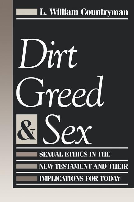 Dirt Greed & Sex als Taschenbuch