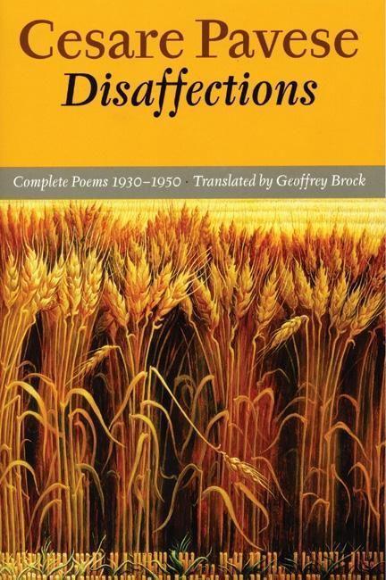 Disaffections: Complete Poems als Taschenbuch