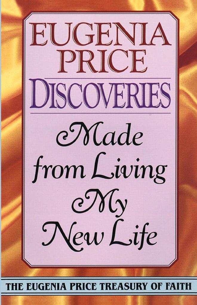 Discoveries: Made from Living My New Life als Taschenbuch