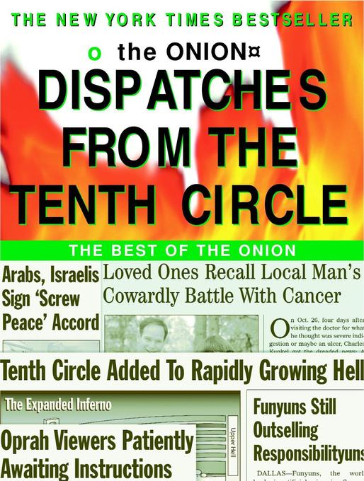 Dispatches from the Tenth Circle: The Best of the Onion als Taschenbuch