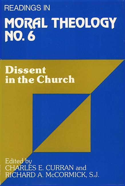 Dissent in the Church als Taschenbuch