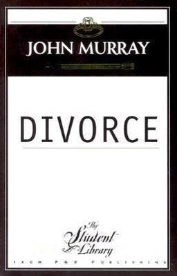 Divorce als Taschenbuch