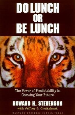 Do Lunch or Be Lunch als Buch