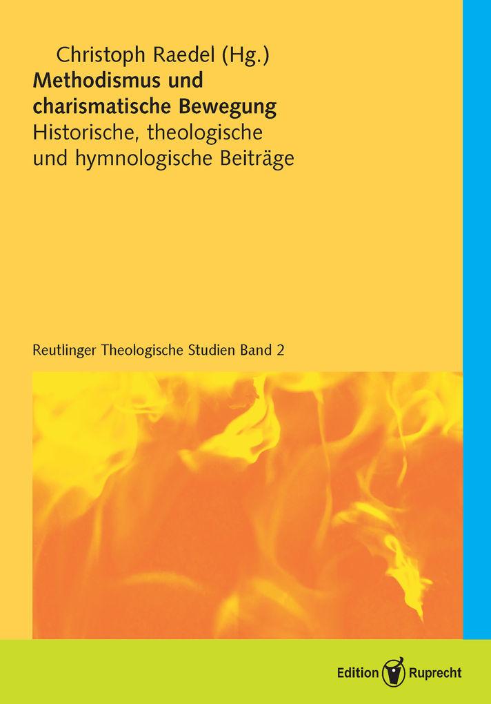Methodismus und charismatische Bewegung als eBook