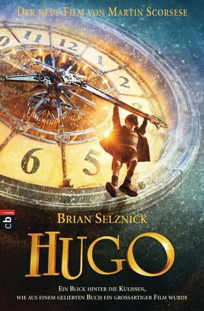 Hugo - Der neue Film von Martin Scorsese als Buch