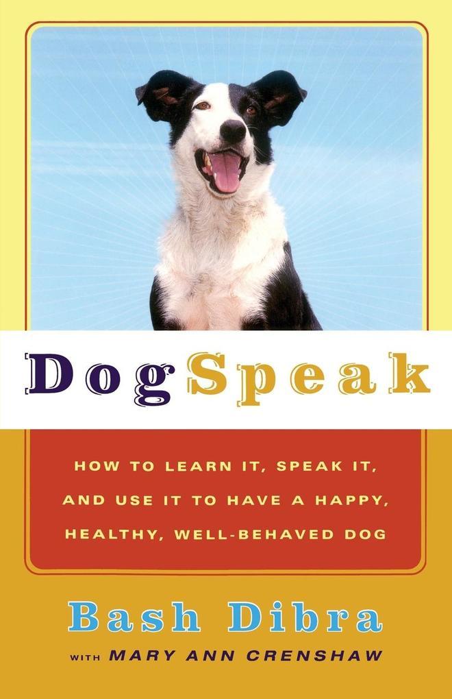Dogspeak als Taschenbuch