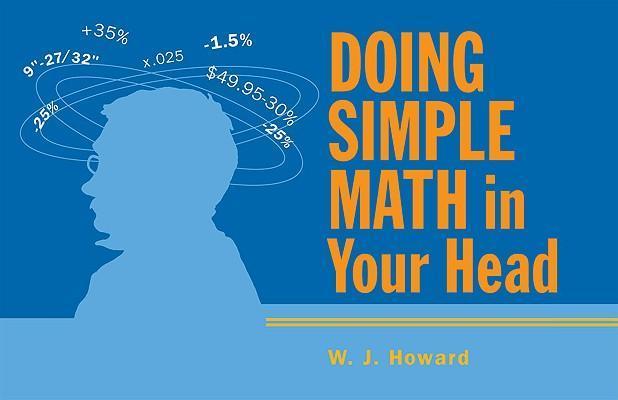 Doing Simple Math in Your Head als Taschenbuch