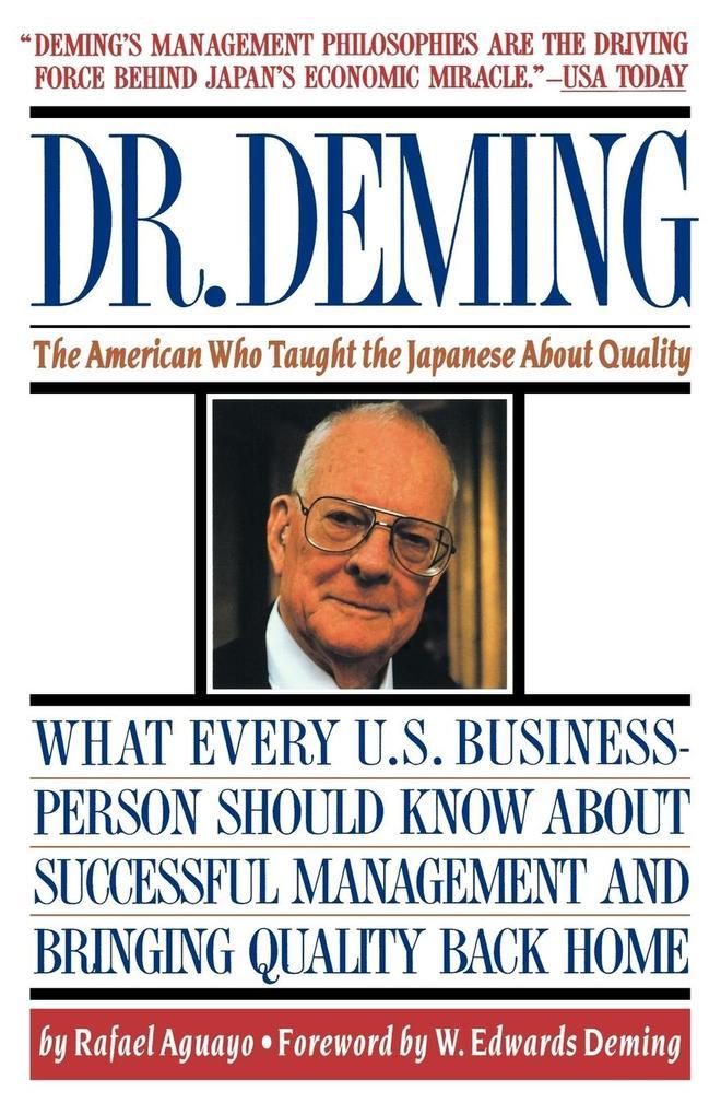 Dr. Deming als Buch