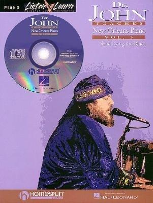 Dr. John Teaches New Orleans Piano - Volume 3 als Taschenbuch
