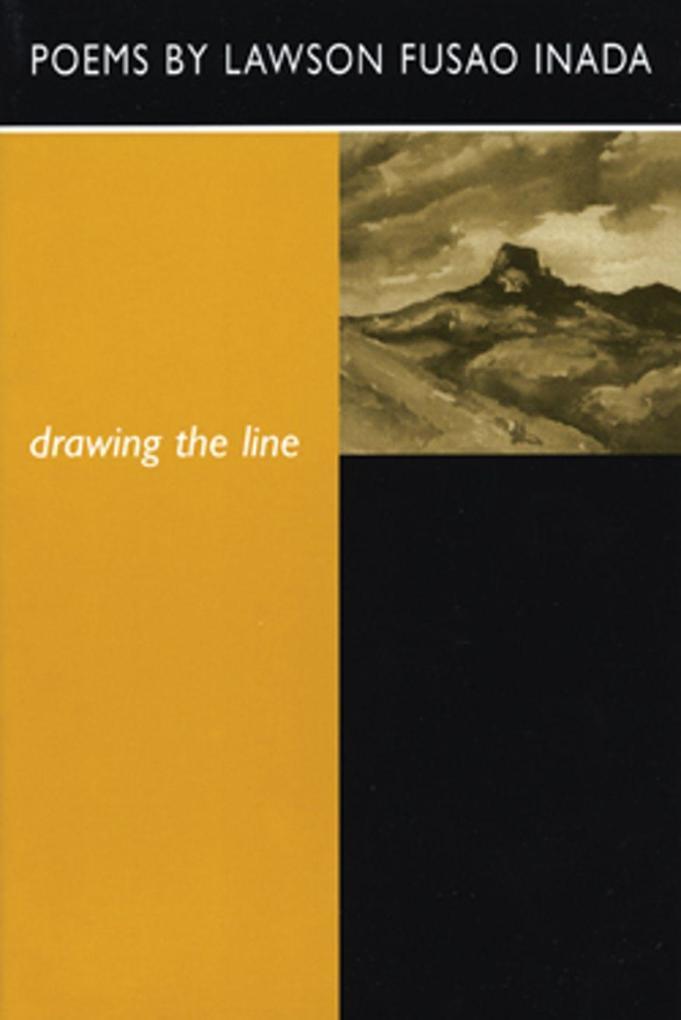 Drawing the Line als Taschenbuch