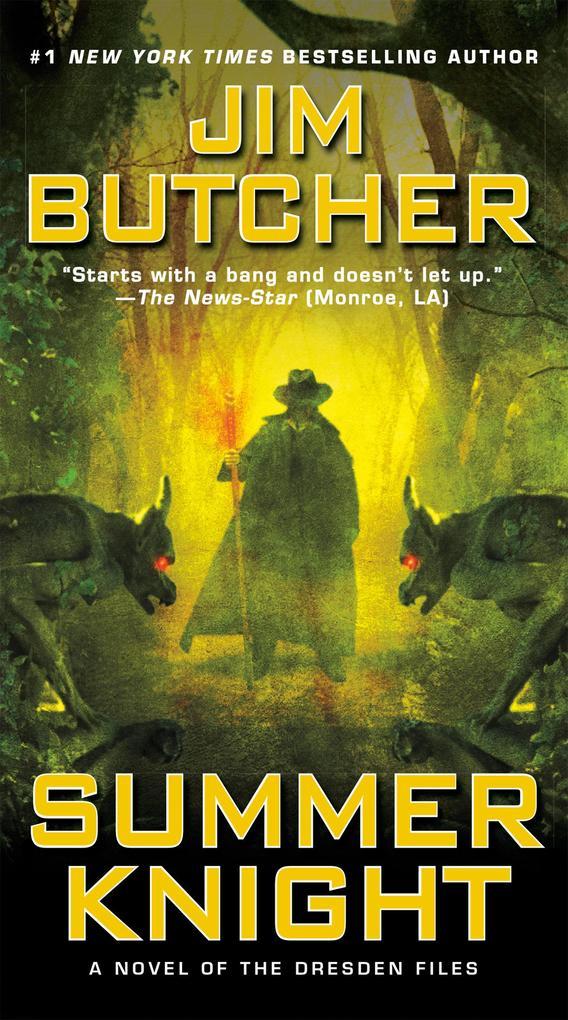 Summer Knight als Taschenbuch