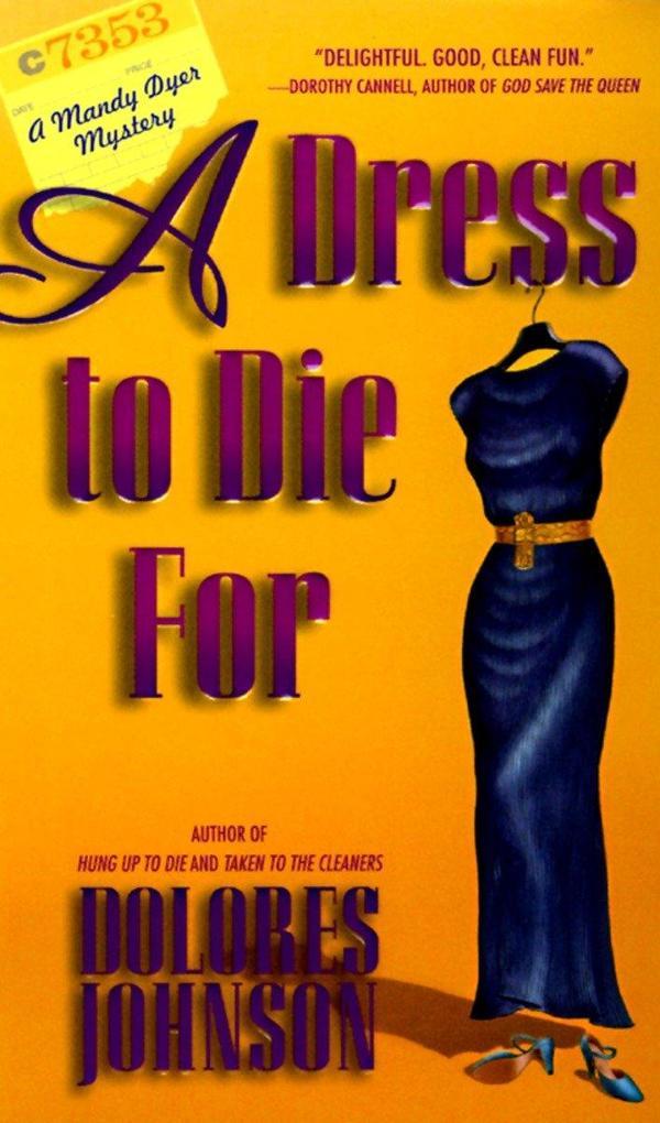 A Dress to Die for als Taschenbuch