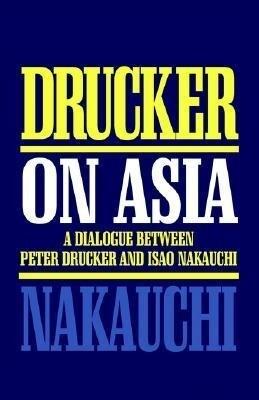 Drucker on Asia als Buch