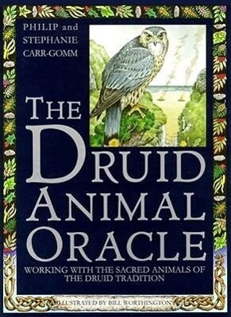 Druid Animal Oracle als Buch