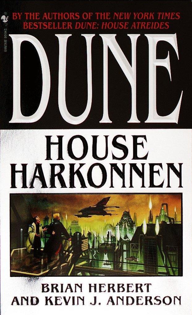 House Harkonnen als Taschenbuch