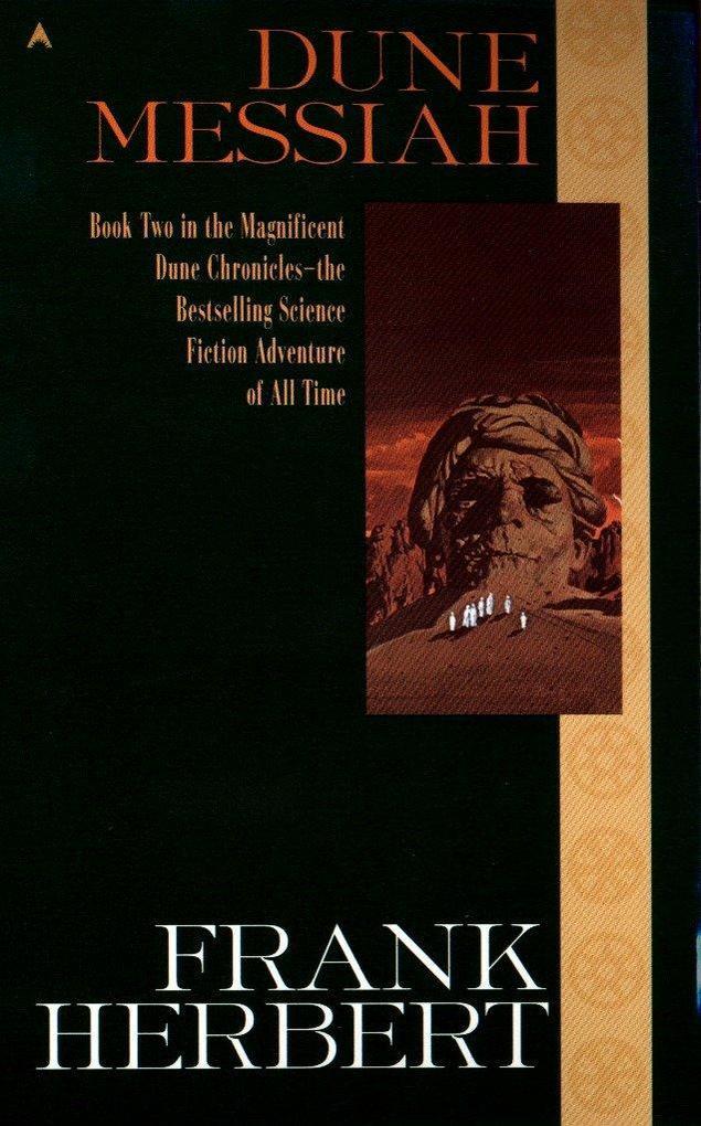 Dune Messiah als Taschenbuch