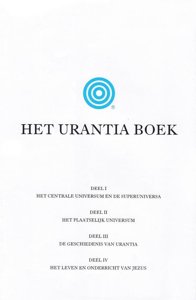 Het Urantia Boek als Buch