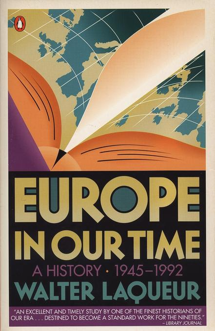 Europe in Our Time: A History 1945-1992 als Taschenbuch