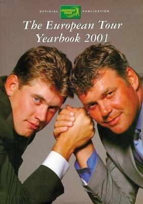 European Tour Yearbook 2001 als Buch
