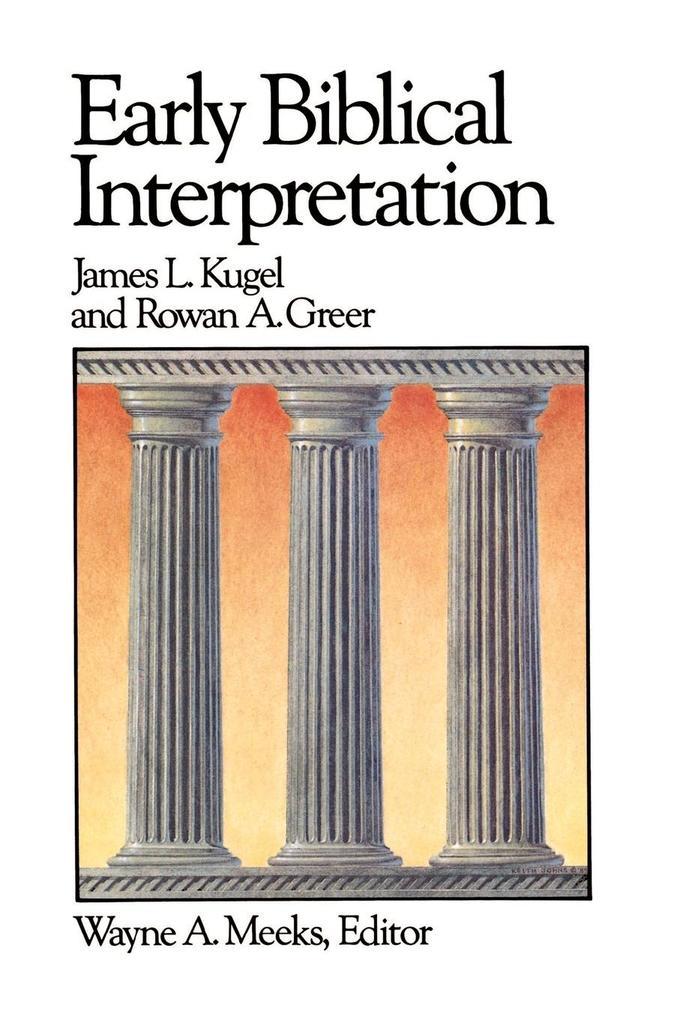 Early Biblical Interpretation als Taschenbuch